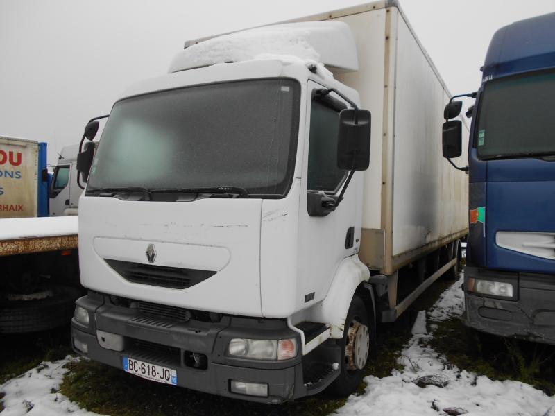 Koffer LKW Renault Midlum 270 DCI