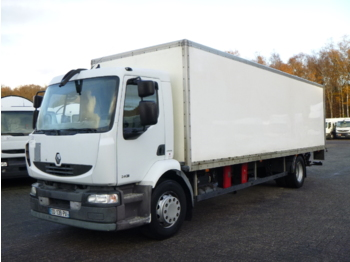 Koffer LKW Renault Premium 240.18 dxi 4x2 closed box + taillift