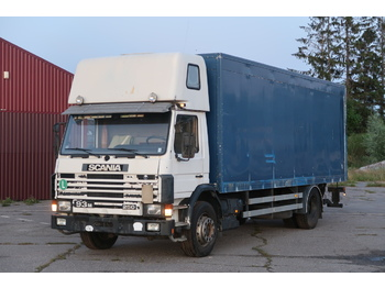 Scania 93M - Koffer LKW