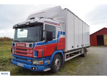 Scania P124C - Koffer LKW