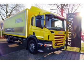 Koffer LKW Scania P230 Cp 16 Koffer