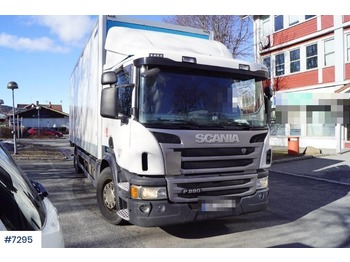 Scania P280 - Koffer LKW