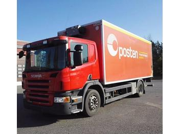 Koffer LKW Scania P 230 Opticruise