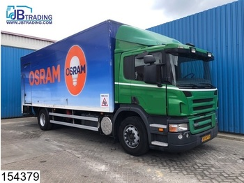 Koffer LKW Scania P 230 Opticruise, 3 pedals , euro 4