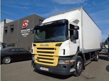 Scania P 270 manual TOP - Koffer LKW