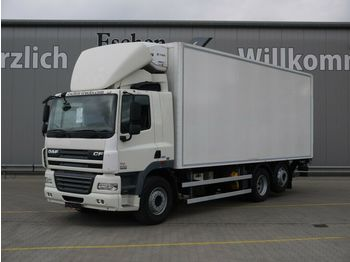 DAF CF 85.410 ATe, Thermo King T 800, Doppelstock  - Kühlkoffer LKW
