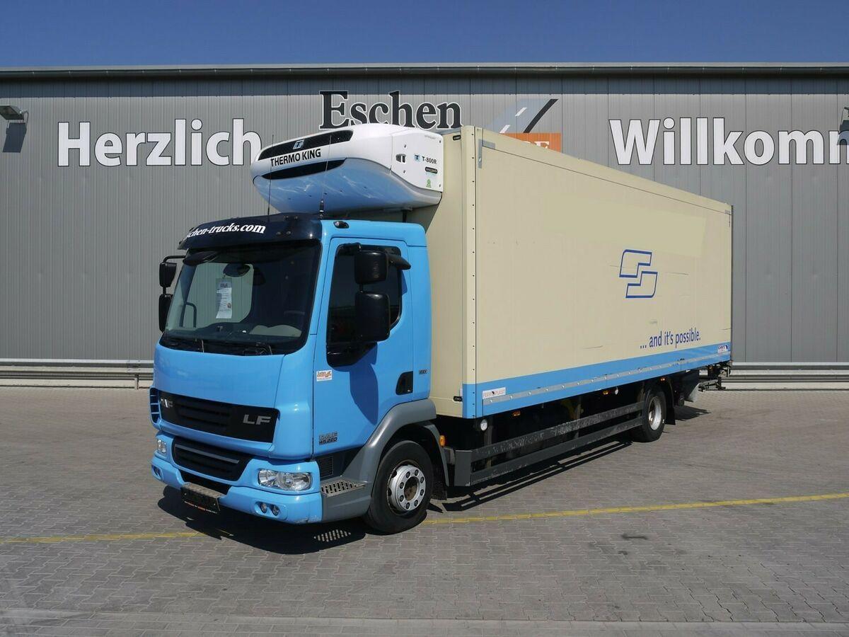 Kühlkoffer LKW DAF LF 45.220*Thermo King T-800R*2Verdampfer*LBW