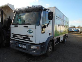 Kühlkoffer LKW Iveco Eurocargo 120E18