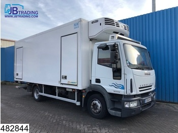 Kühlkoffer LKW Iveco Eurocargo 120E18 Thermoking , Lamberet, Manual, Steel suspension