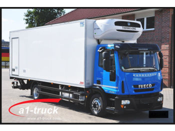 Kühlkoffer LKW Iveco ML 120E22 Tiefkühl, EEV, LBW, Thermo King T 1000: das Bild 1