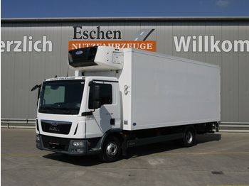Kühlkoffer LKW MAN TGL 12.180, Carrier Supra 1250 MT, Diesel/Netz