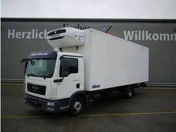Kühlkoffer LKW MAN TGL 12.220BL Lamberet, Diesel/Netz, 2 Verdampfer