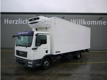 Kühlkoffer LKW MAN TGL 12.220, T 1000R, Trennwand, Diesel/Netz