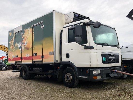Kühlkoffer LKW MAN TGL 8.180 4x2 Kühlwagen Xarios 500