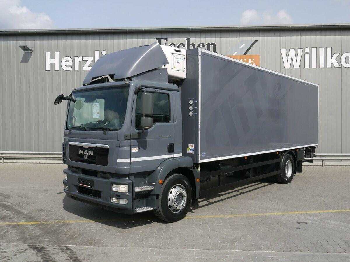 Kühlkoffer LKW MAN TGM 18.250 LL Multi-Temp*Carrier 950*Diesel/Netz
