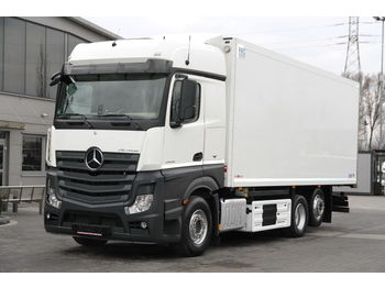 MERCEDES-BENZ MEAT HOOK REFRIGERATOR ACTROS 2545 E6 THERMOKING - Kühlkoffer LKW