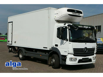 Mercedes-Benz 1224 L Atego, Thermo King, 6,4 m. lang, Euro 6!  - Kühlkoffer LKW