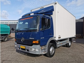 Mercedes-Benz ATEGO 1215 L 4x2 Euro2 - Low Milage - Chereau Coolbox - Dhollandia Tailgate - 8/2020APK - Kühlkoffer LKW