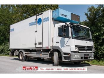 Kühlkoffer LKW Mercedes-Benz Atego 1224L LKW Kühlkoffer mit Ladebordwand