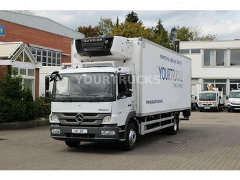 Kühlkoffer LKW Mercedes-Benz Atego 1318 Carrier Supra 950/Strom/Türen/LBW/FRC