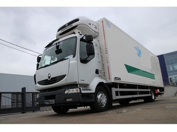 Renault MIDLUM 270 DXI + THERMO KING T1200 + D'Hollandia - Kühlkoffer LKW