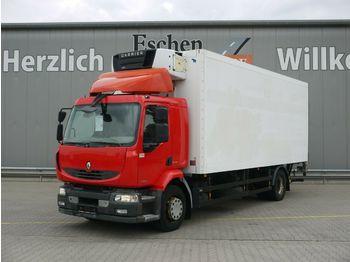 Kühlkoffer LKW Renault Midlum 280 DXI Carrier 750*Diesel/Netz*LBW*1Hand