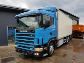 Scania 144L 460 V8 6x2 cooling box -TERMOKING -20 - TOP - Kühlkoffer LKW