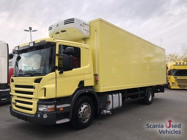 Kühlkoffer LKW Scania P 280 DB4X2MNA