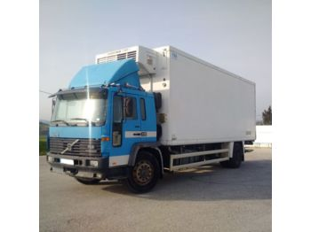 VOLVO FL619 230 HP left hand drive Intercooler electric brake - Kühlkoffer LKW