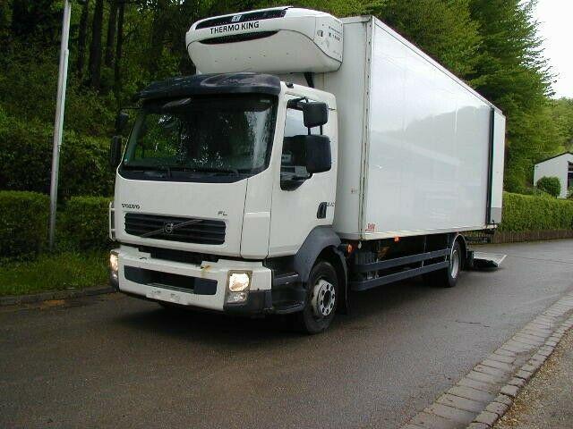 Kühlkoffer LKW Volvo FL12240