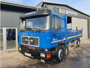 MAN 19.362 4x2 stake body - ZF - LKW