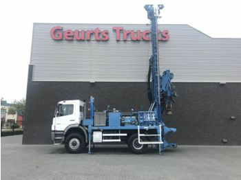 Mercedes-Benz 1829 A 4X4 AGBO 200 DRILLING-RIG  - LKW