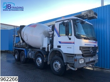 LKW Mercedes-Benz Actros 3236 8x4, Stetter , 15 Mtr, EPS 16, Steel suspension, 13 Tons axles, 3 pedals