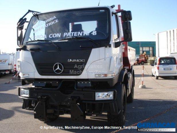 8d0059dcb5 Mercedes-benz UNIMOG U20 LKW gebraucht kaufen
