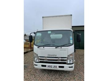 2012 Isuzu N62.150 4x2 Curtainsider Lorry, Tail Gate, Automatic Gear Box (Reg. Docs. Available) - Plane LKW