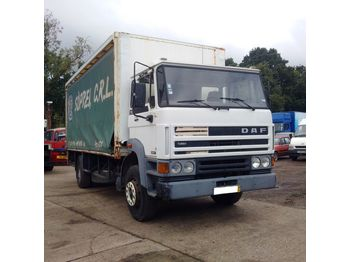 DAF 1900 left hand drive Turbo Intercooler 17.5 ton with tail lift - Plane LKW