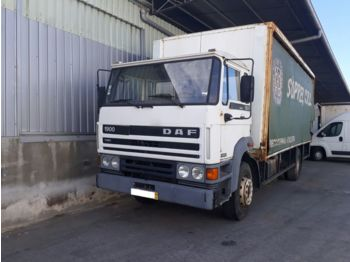 DAF 1900 left hand drive Turbo Intercooler 19 ton with tail lift - Plane LKW