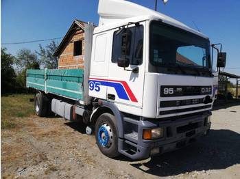 DAF 95.350 ATI 4x2 stake body - complete spring - Plane LKW