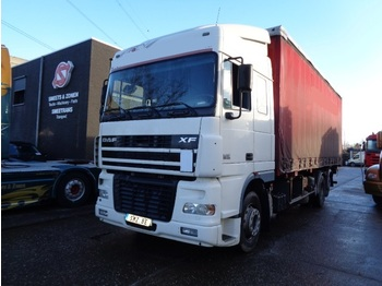 Plane LKW DAF 95 430 spacecab 6x2 top 1a