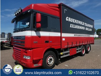 Plane LKW DAF XF 105.460 ssc 6x2 fas manual