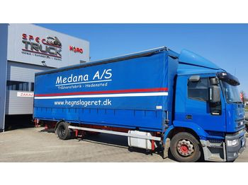 IVECO Eurotech 190E35, Manual, 7 meter , with elevator - Plane LKW