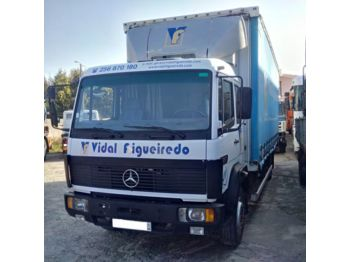 Plane LKW MERCEDES-BENZ 1217 left hand drive Turbo 6 cylinder 12 ton