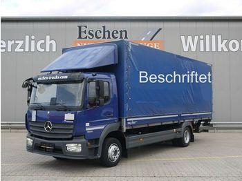 Plane LKW Mercedes-Benz Atego 1223 L*Pritsche*Plane*LBW*Active Brake*LGS