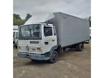 RENAULT Midliner S100 left hand drive Turbo Perkins engine - Plane LKW