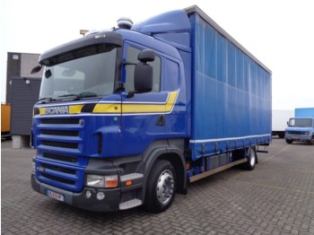 Plane LKW Scania R 380 + Manual + Euro 4