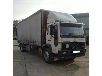 VOLVO FL6 19 left hand drive Supercharger 19 ton - Plane LKW