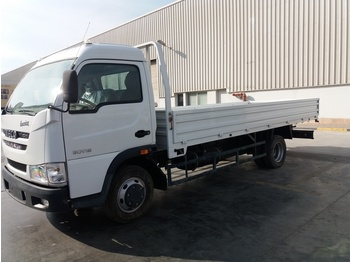 Iveco Leoncino DL50Y12 - Plateau LKW