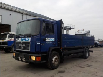 MAN 18.232 (6 CYLINDER/ MANUAL PUMP) - Plateau LKW