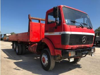 Mercedes 2628 6X2 V8 Engine - Plateau LKW