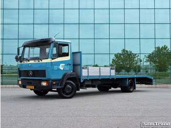 Mercedes Benz 914 MANUAL GEARBOX STEEL SUSPENSION 1 OWNER FROM NEW - Plateau LKW